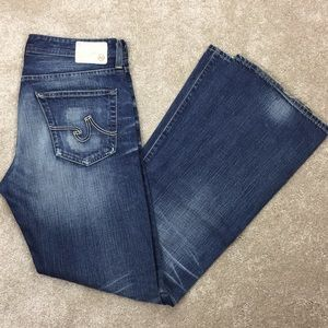 👖 ADRIANO GOLDSCHMIED AG The Fillmore BLUE JEANS